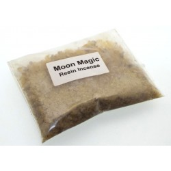 25gms Moon Magic Incense Resin